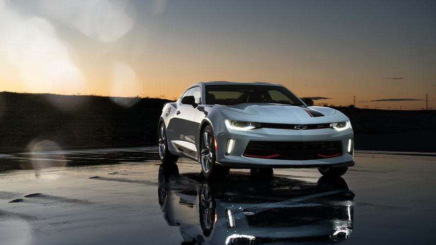 Chevy showcases new sporty parts at SEMA