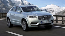 What if the Volvo XC40 will look like this?