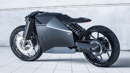 Samurai - Zen and Origami of motorcycle design