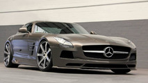 Mercedes-Benz SLS AMG tuned by DD Customs