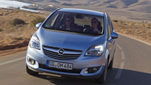 Next-generation Opel Meriva & Zafira to feature SUV-inspired styling - report