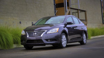 2013 Nissan Sentra begins from $15,990 (US)