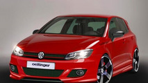 Oettinger previews their tuning package for the Volkswagen Golf VII