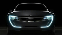 Kia Sports Coupe Concept