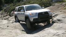 2010 Toyota 4Runner at Rubicon