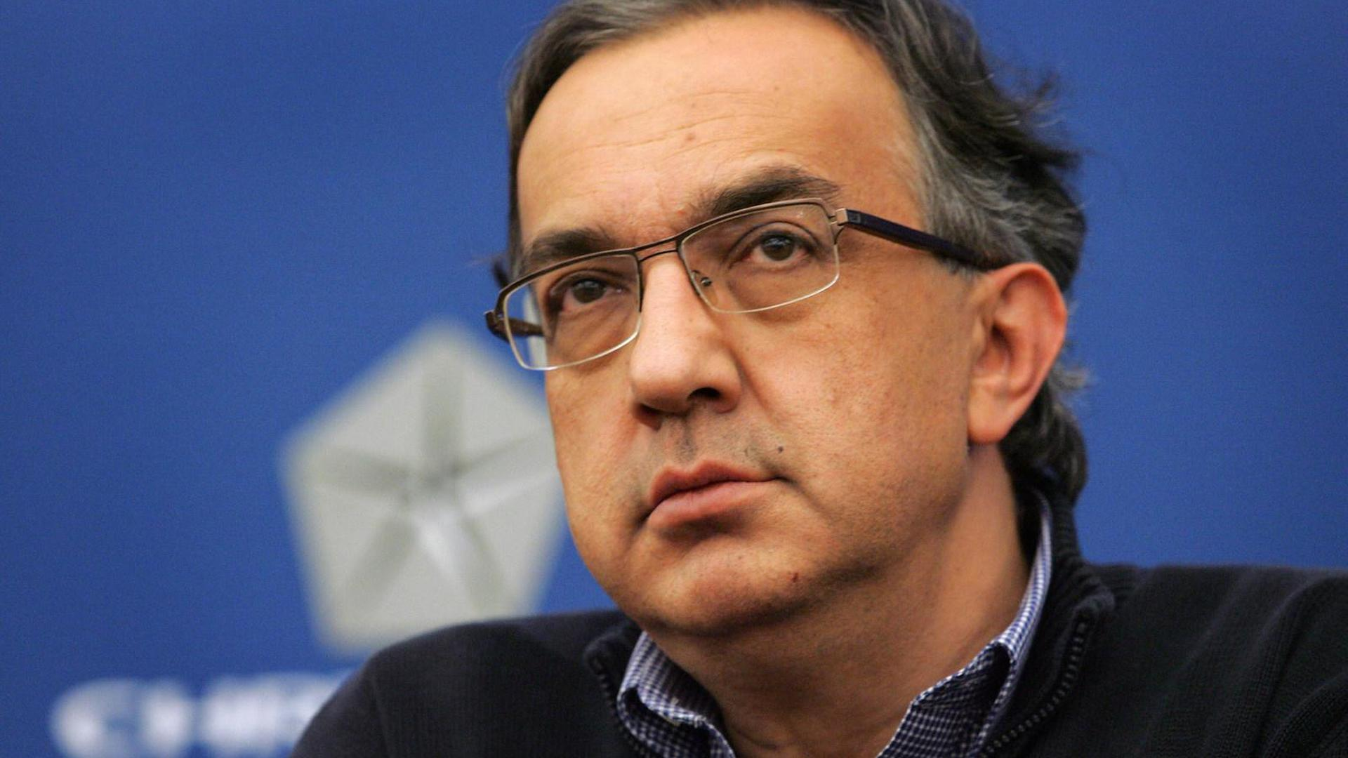Sergio Marchionne reportedly eyeing a mega merger or deal before retirement