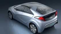 Hyundai 'BLUE WILL' Concept Revealed Ahead of Seoul Debut