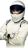 Top Gear's Stig Revealed - almost