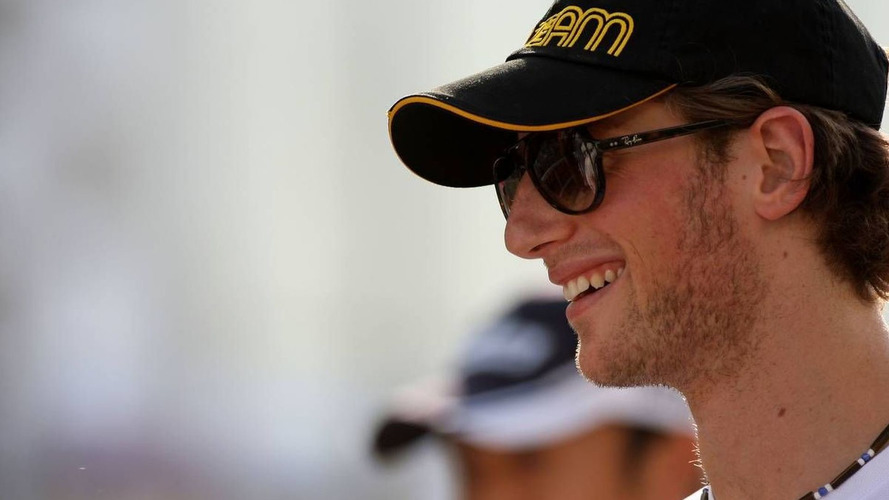 Grosjean replacing Heidfeld as Pirelli tester