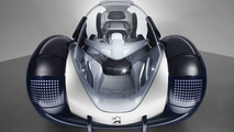 Peugeot RD Concept full scale model