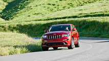 Jeep Grand Cherokee SRT8 hits the Nürburgring with Sabine Schmitz [video]