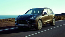 2011 Porsche Cayenne first photos 25.02.2010