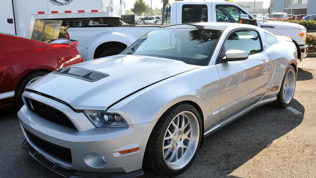 Shelby 1000 Widebody production version