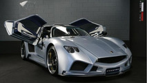 First official promo video of Mazzanti Evantra