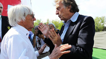 Ecclestone devised 'double points' to help Ferrari