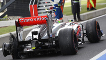 Perez tyre problem not delamination - Pirelli