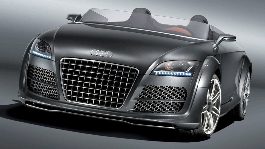 Audi TT Speedster Confirmed for Production