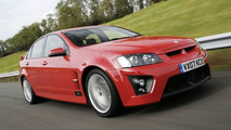 Vauxhall VXR8 Gets Corvette's 6.2-liter LS3 Engine for Summer