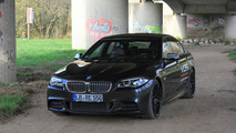 BMW M550d by VOS dialed to 450 PS can do more than 300 km/h