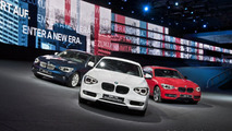 BMW previews its 2011 Frankfurt show