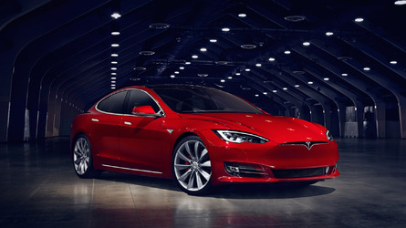 Tesla P100D Ludicrous cars set to get even quicker with Easter egg