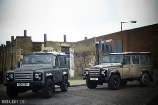 Unveiled: Special Edition Land Rover Makes Off-Roading Awesome Again