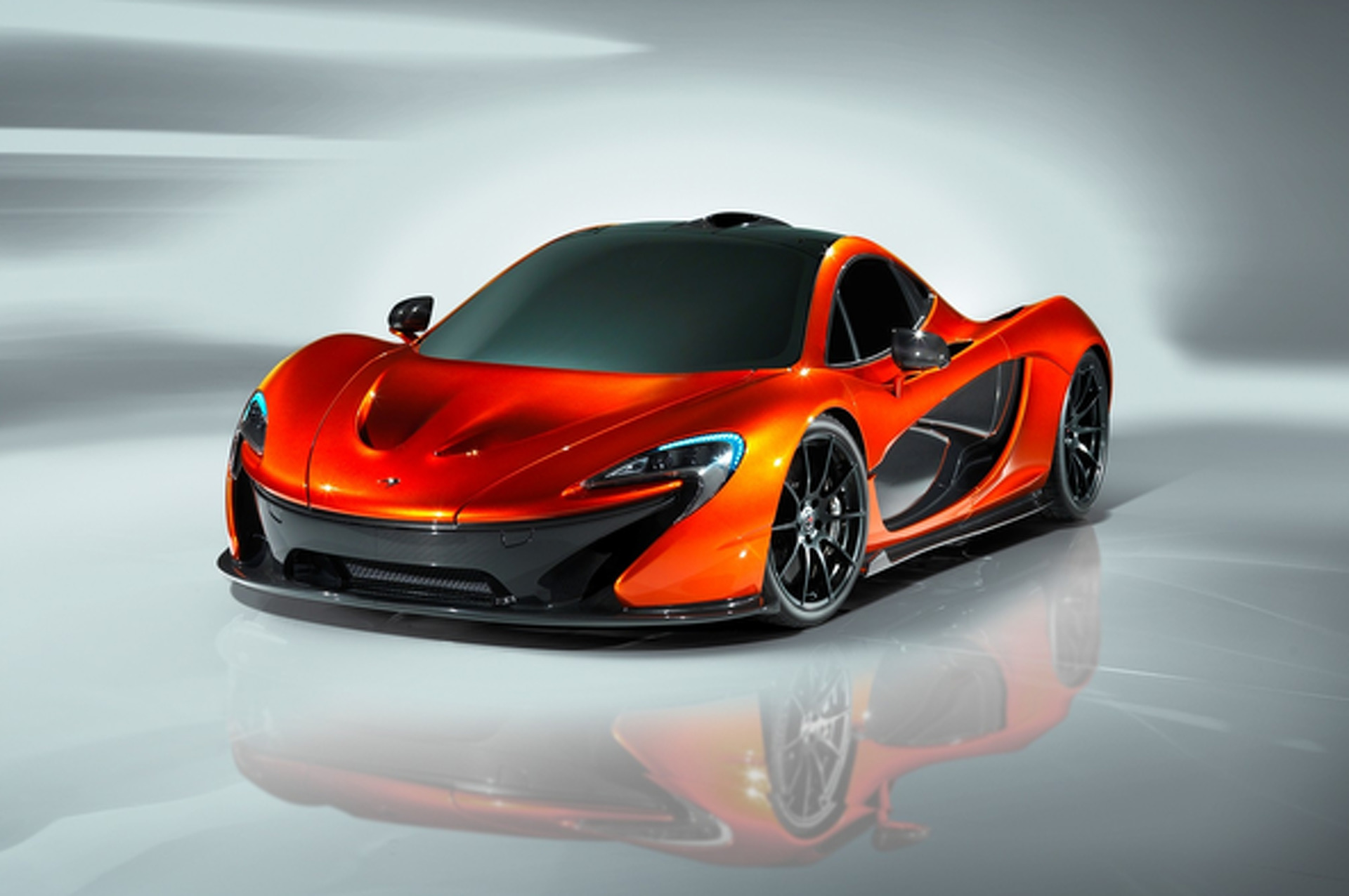 12 Cars of Christmas: McLaren P1