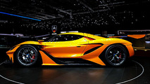 Apollo Arrow live in Geneva