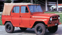 Soviet Cars Were Weird: UAZ-469