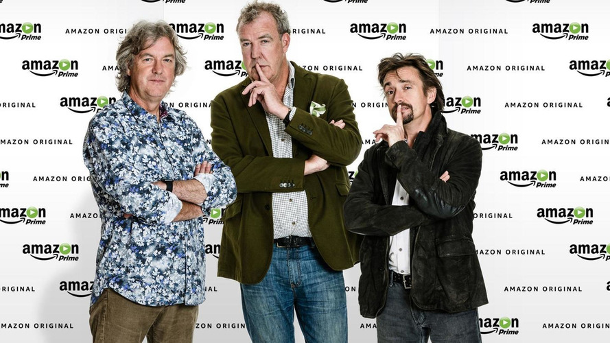 Former Top Gear trio name new show The Grand Tour