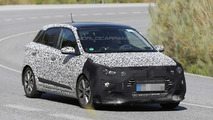 Possible Hyundai i20 Turbo spied for the first time