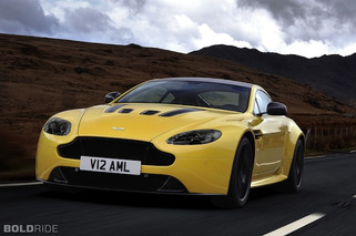 Aston Martin V12 Vantage S is How The Brits Do Crazy [w/video]