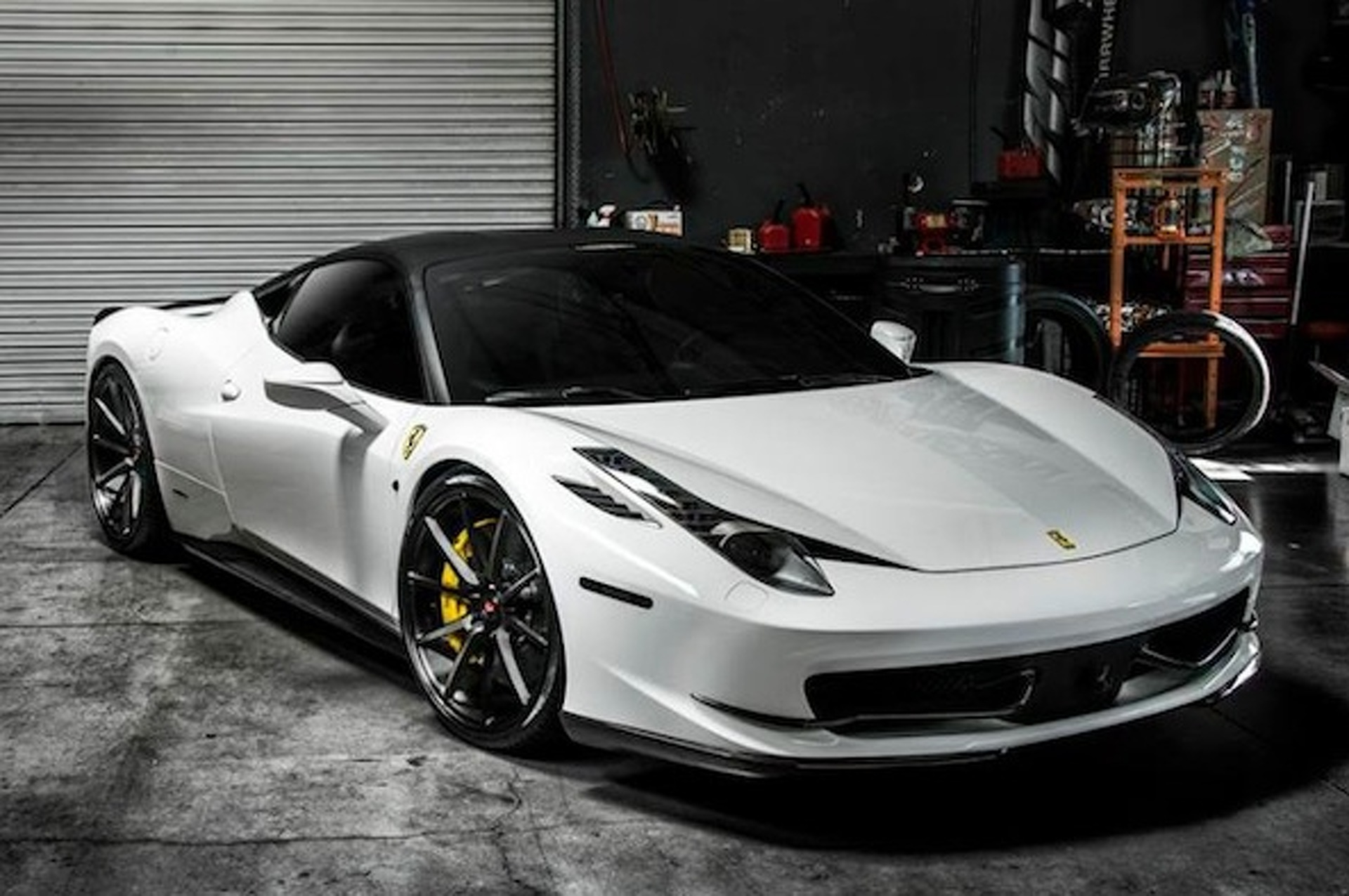 Classified of the Week: Vossen Ferrari 458 Italia