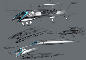 Elon Musk and Hyperloop: The Resurgence of the Visionary