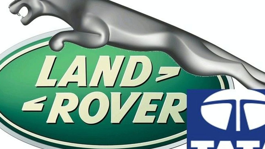 Tata Confirmed as Jaguar - Land Rover Buyer