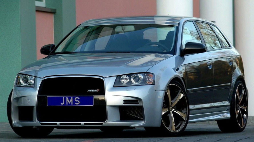 JMS Audi A3 Sportback Body Kit Released
