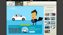 Fiat Launches eco:Drive In Paris