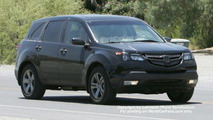 Spy Photos: Acura MDX