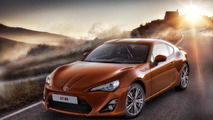 Toyota GT 86 officially revealed