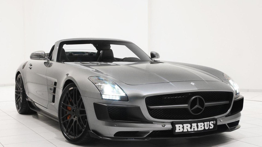 Mercedes-Benz SLS AMG Roadster by Brabus