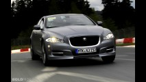 Jaguar XJ Sport and Speed Nurburgring Taxi