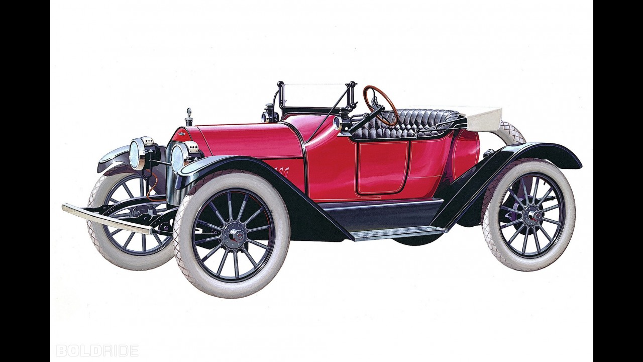 Chevrolet Royal Mail Roadster