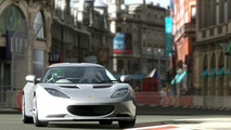 Drive The New Lotus Evora On Playstation3
