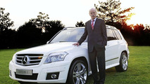 Mercedes Receives 10,000 Orders for New GLK-Class in Western Europe