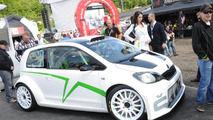Skoda Citigo Rally concept revealed in Worthersee