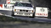 BMW 635CSi Group A, Touring Car EM in Monza 1983 17.5.2012