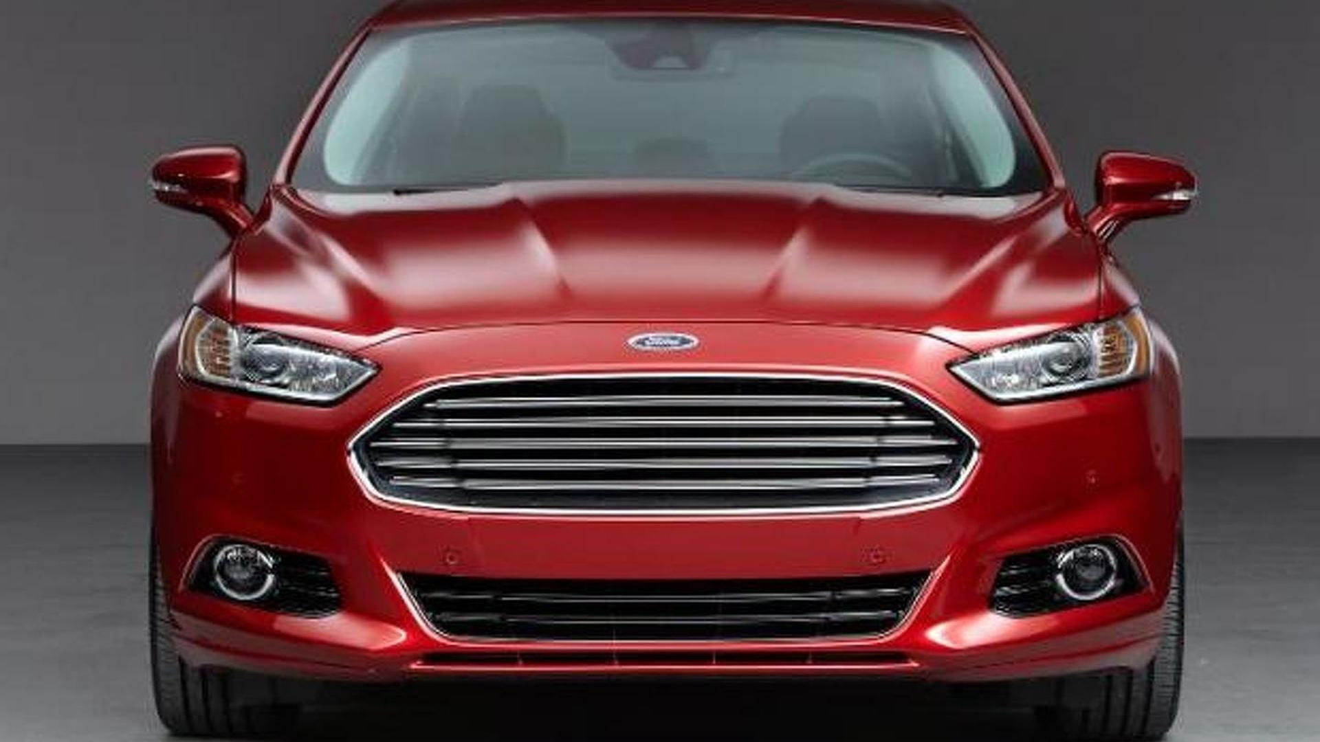 2013 Ford Fusion priced from $22,495