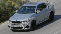 2015 BMW X5 M & X6 M spied on an afternoon stroll