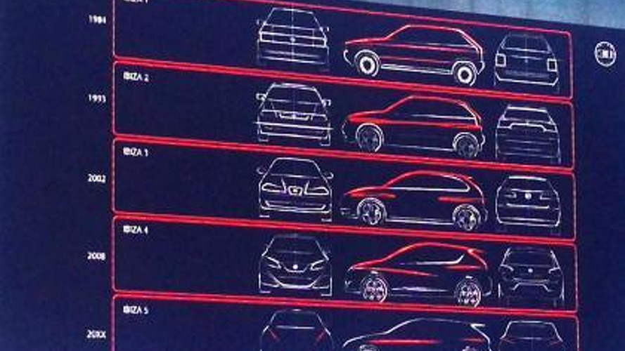 2016 Seat Ibiza believed to spawn crossover