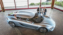 QUANT e-Sportlimousine approved for road use, production model in the works